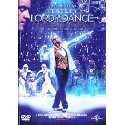 FLATLEY, MICHAEL - LORD OF THE DANCE: DANGEROUS GAMES (1 DVD) - 20TH ANNIVERSARY