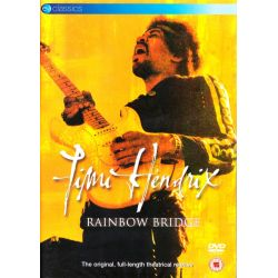 HENDRIX, JIMI - RAINBOW BRIDGE(1 DVD)