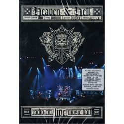 HEAVEN & HELL - LIVE AT RADIO CITY MUSIC HALL 2007 (1 DVD)
