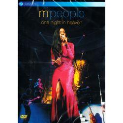 M PEOPLE - ONE NIGHT IN HEAVEN (1 DVD)