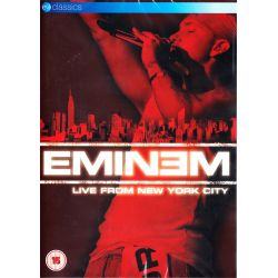 EMINEM - LIVE FROM NEW YORK CITY (1 DVD)