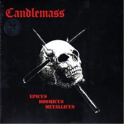 CANDLEMASS - EPICUS DOOMICUS METALLICUS (1 LP)