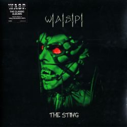 W.A.S.P. - THE STING (2 LP) - SPECIAL EDITION ON 180 GRAM COLOURED VINYL PRESSING