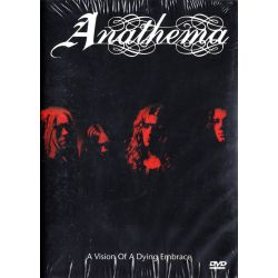 ANATHEMA - A VISION OF A DYING EMBRACE (1 DVD)
