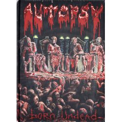 AUTOPSY - BORN UNDEAD (1 DVD)