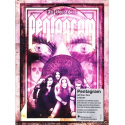 PENTAGRAM - ALL YOUR SINS (VIDEO VAULT) (2 DVD)