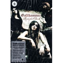 GALLHAMMER - RUIN OF A CHURCH (1 DVD)