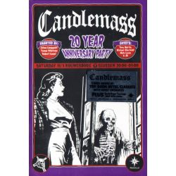 CANDLEMASS - 20 YEAR ANNIVERSARY PARTY (1 DVD)