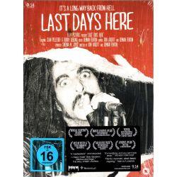 PENTAGRAM - LAST DAYS HERE: DOCUMENTARY (1 DVD)