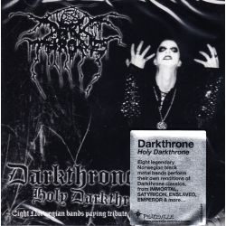 DARKTHRONE HOLY DARKTHRONE - EIGHT NORWEGIAN BANDS PAYING TRIBUTE (1 CD)