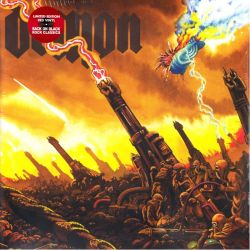 DEMON - TAKING THE WORLD BY STORM (2 LP) - REMIXED 2015.