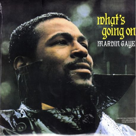 GAYE, MARVIN - WHAT'S GOING ON (1LP)