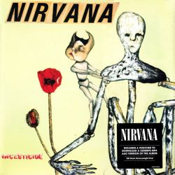 NIRVANA - INCESTICIDE (2 LP + MP3 DOWNLOAD) - 25TH ANNIVERSARY REMASTERED 45 RPM EDITION - 180 GRAM PRESSING