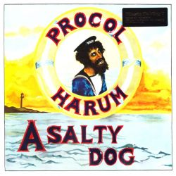 PROCOL HARUM - A SALTY DOG (1 LP) - MOV EDITION - 180 GRAM PRESSING