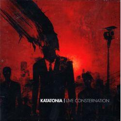 KATATONIA - LIVE CONSTERNATION (1 CD + 1 DVD)