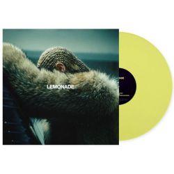 BEYONCE - LEMONADE (2 LP) - LIMITED EDITION YELLOW 180 GRAM VINYL PRESSING