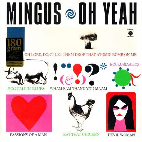 Charles Mingus Oh Yeah Vinyl Charles Mingus Oh Yeah 180g