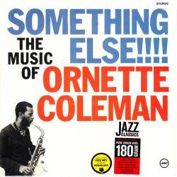 COLEMAN, ORNETTE - SOMETHING ELSE !!!! (1LP)