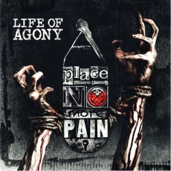 LIFE OF AGONY - A PLACE WHERE THERE'S NO MORE PAIN (1 LP) - LIMITED EDITION - 180 GRAM PRESSING