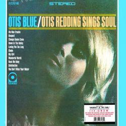 REDDING OTIS - OTIS BLUE / OTIS REDDING SINGS SOUL (1 LP) - 180 GRAM PRESSING