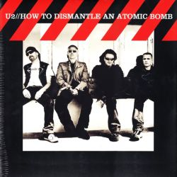 U2 - HOW TO DISMANTLE AN ATOMIC BOMB (1 LP) - 180 GRAM PRESSING