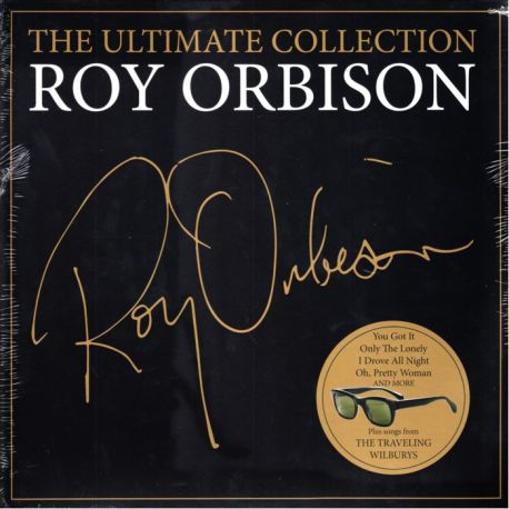 ORBISON, ROY - THE ULTIMATE COLLECTION (2 LP)