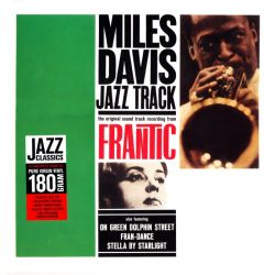 DAVIS, MILES - JAZZ TRACK (1 LP) - WAX TIME EDITION - 180 GRAM PRESSING
