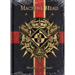 MACHINE HEAD - BLOODSTONE & DIAMONDS (1 CD) - LIMITED EDITION
