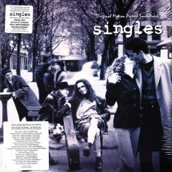 SINGLES [SAMOTNICY] - PEARL JAM / ALICE IN CHAINS / SOUNDGARDEN (2LP + CD) - 25TH ANNIVERSARY EDITION - WYDANIE AMERYKAŃSKIE