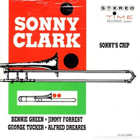 CLARK SONNY - SONNY'S CRIP (1 LP) - WYDANIE AMERYKAŃSKIE