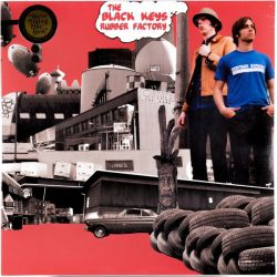 BLACK KEYS, THE - RUBBER FACTORY (1 LP + MP3 DOWNLOAD) - WYDANIE AMERYKAŃSKIE