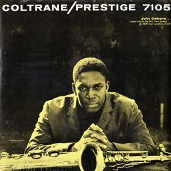 COLTRANE, JOHN - COLTRANE (1 LP) - OJC EDITION - WYDANIE AMERYKAŃSKIE