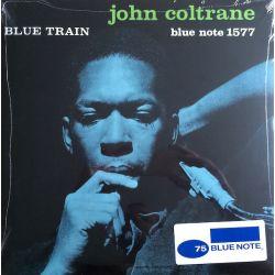 COLTRANE, JOHN - BLUE TRAIN (1 LP) - BLUE NOTE 75TH ANNIVERSARY EDITION - 180 GRAM PRESSING - WYDANIE AMERYKAŃSKIE