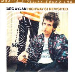 DYLAN, BOB – HIGHWAY 61 REVISITED (2 LP) - MFSL 45RPM 180 GRAM PRESSING - WYDANIE AMERYKAŃSKIE