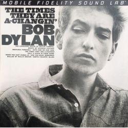 DYLAN, BOB - THE TIMES THEY ARE A-CHANGIN' (2 LP) - MFSL 45RPM 180 GRAM PRESSING - WYDANIE AMERYKAŃSKIE