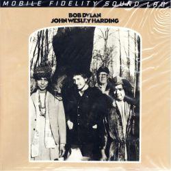 DYLAN, BOB – JOHN WESLEY HARDING (2 LP) - MFSL 45RPM 180 GRAM PRESSING - WYDANIE AMERYKAŃSKIE