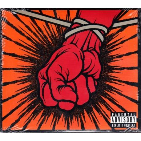 METALLICA - ST. ANGER (CD+DVD) - WYDANIE AMERYKAŃSKIE
