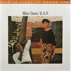 DAVIS, MILES - E.S.P. (2 LP) - MFSL 45RPM 180 GRAM PRESSING - WYDANIE AMERYKAŃSKIE