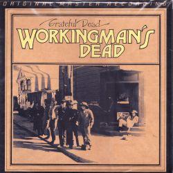 GRATEFUL DEAD - WORKINGMAN'S DEAD (1 LP) - MFSL 180 GRAM PRESSING - WYDANIE AMERYKAŃSKIE