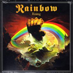 RAINBOW - RISING (1LP) - WYDANIE AMERYKAŃSKIE