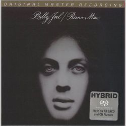 JOEL, BILLY - PIANO MAN (1 SACD) - MFSL EDITION - WYDANIE AMERYKAŃSKIE