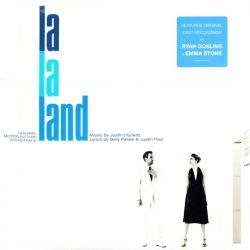 LA LA LAND - JUSTIN HURWITZ - SOUNDTRACK (1 LP) - WYDANIE AMERYKAŃSKIE
