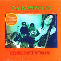 FLAMING LIPS, THE - CLOUDS TASTE METALLIC (1 LP) - WYDANIE AMERYKAŃSKIE