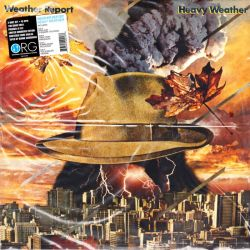 WEATHER REPORT - HEAVY WEATHER (2 LP) - 45RPM 180 GRAM PRESSING - WYDANIE AMERYKAŃSKIE