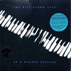 EVANS, BILL THE TRIO - ON A MONDAY EVENING (1 LP) - WYDANIE AMERYKAŃSKIE