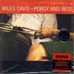 DAVIS, MILES -PORGY AND BESS (1 LP) - 180 GRAM PRESSING - WYDANIE AMERYKAŃSKIE