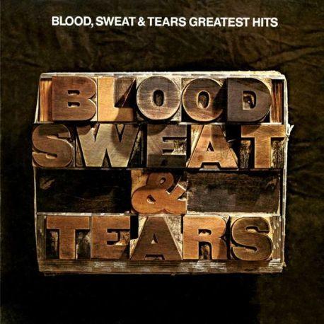 BLOOD, SWEAT & TEARS - GREATEST HITS (1 LP) - 180 GRAM PRESSING - WYDANIE AMERYKAŃSKIE