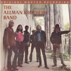 ALLMAN BROTHERS BAND, THE - THE ALLMAN BROTHERS BAND (1 SACD) - MFSL EDITION - WYDANIE AMERYKAŃSKIE