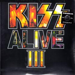 KISS - ALIVE III (2 LP) - 180 GRAM PRESSING - WYDANIE AMERYKAŃSKIE
