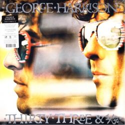 HARRISON, GEORGE - THIRTY THREE & 1/3 (1 LP) - 180 GRAM PRESSING - WYDANIE AMERYKAŃSKIE